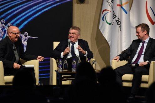 国际奥委会平昌冬奥会冬残奥会总结会战略会议闭幕