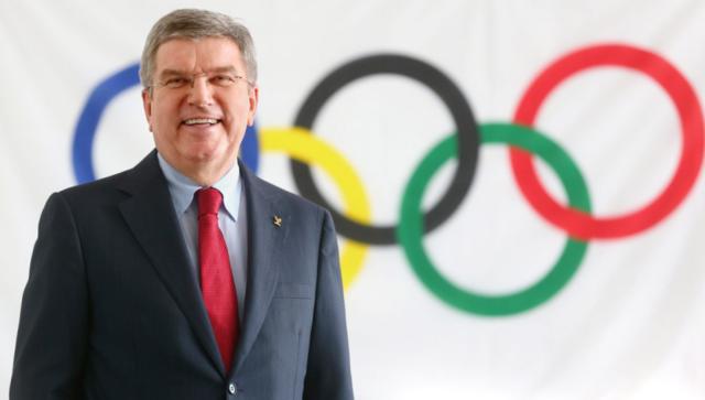 国际奥委会主席巴赫:世界的未来属于新的青年一代