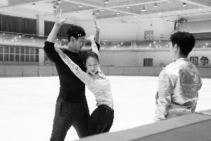 当花样滑冰遇上现代舞