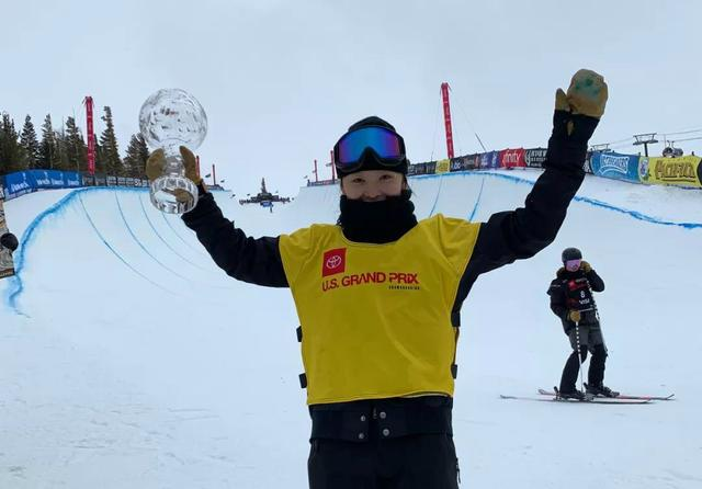 Cai Xuetong Makes History at Snowboard Halfpipe World Cup