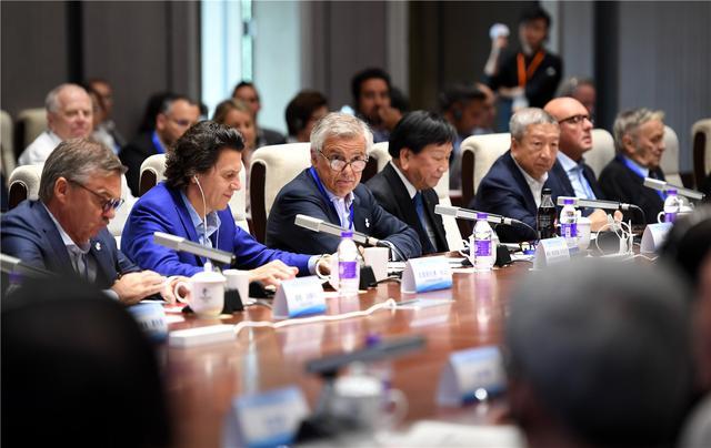 国际奥委会期待北京2022成为充满智慧的冬奥会