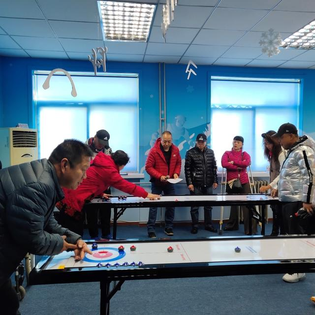 PGI Department of Beijing 2022 celebrated the International Day of Persons with Disabilities with people with an impairment