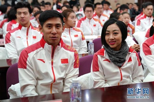 Team China Sends 82 Athletes to PyeongChang 2018