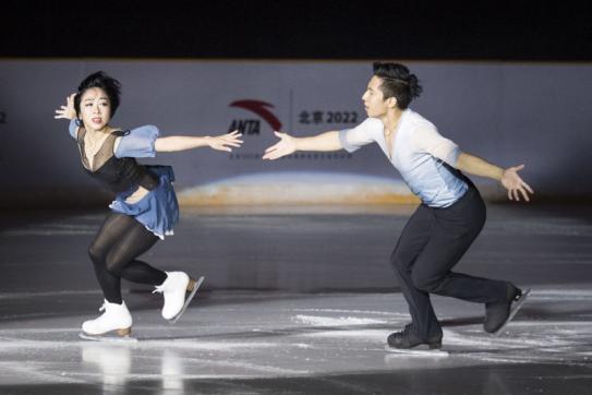 安踏正式启动冰雪战略,签约北京冬奥组委跻身最高级别赞助层级