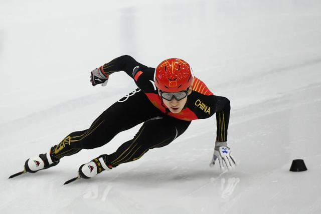 China Wins Four Medals at Short Track World Championships