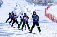 滑雪战队——与寒冷对抗的雪上铁军