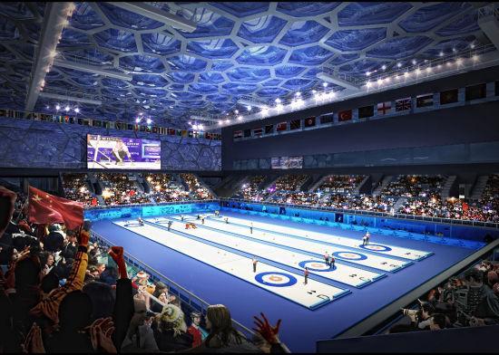 绿色办奥 北京2022力争打造场馆可持续性亮点