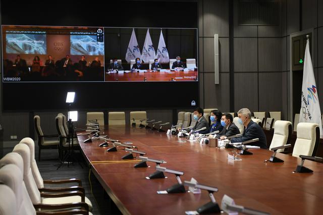 北京冬奥世界转播商大会举行