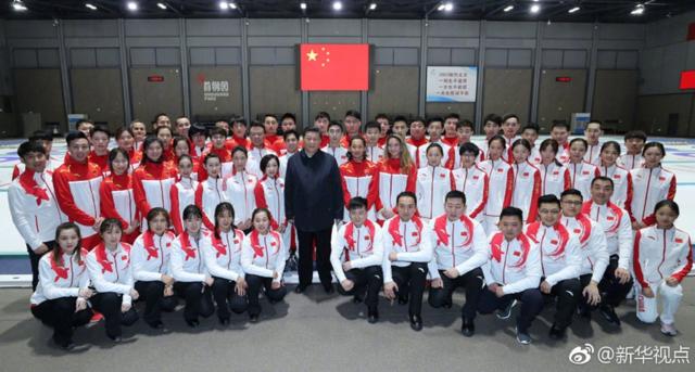 习近平勉励冰雪运动员:把握北京冬奥会的历史机遇