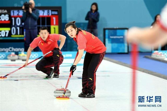 国家体育总局小球中心跨项冰壶国家集训队在长春进行第二轮选拔