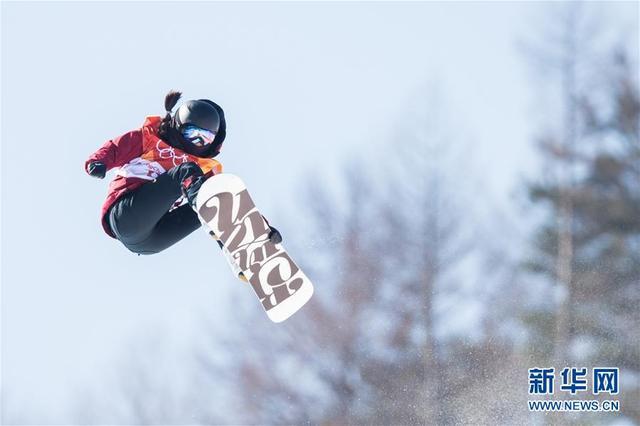 幸运只降临给有准备的人——专访单板滑雪运动员刘佳宇