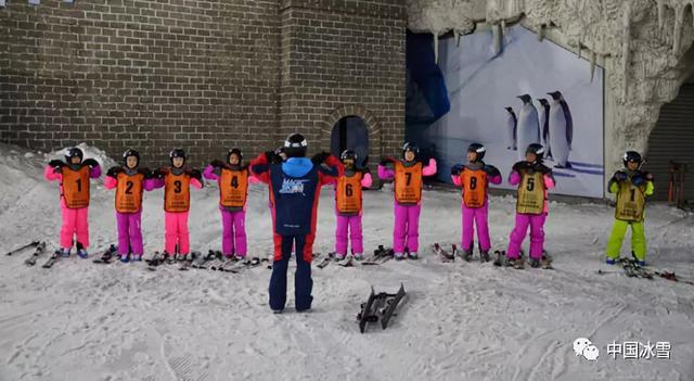 储备新力量 近40人试训自由式滑雪U型场地国家队