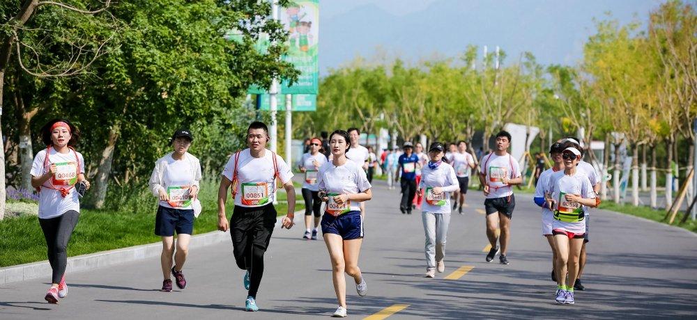 6·23奧林匹克日公益跑步活動及低碳方案發布