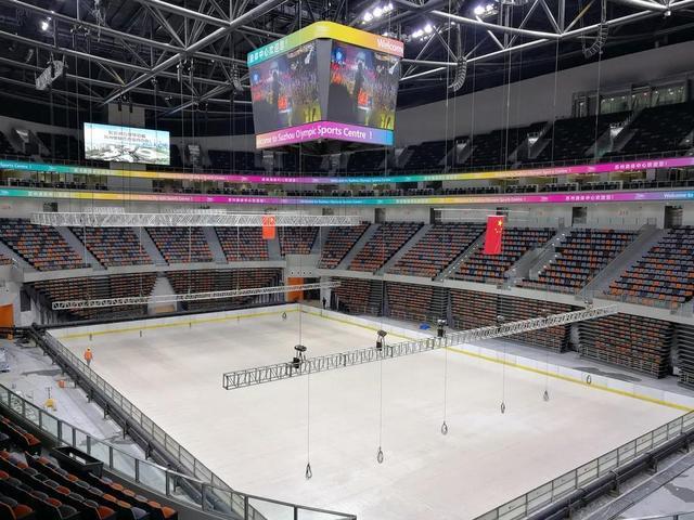"""首届冰壶世界杯将在苏州开幕 推进冰雪运动""""南展"""""""