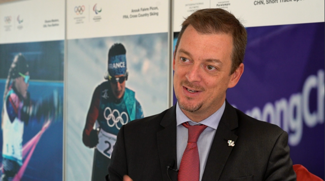 IPC President: Beijing 2022 Could Set a New Paradigm for Paralympic Winter Games
