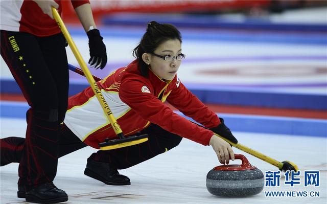 奥运冰壶落选赛拉开战幕
