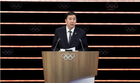 北京冬奥组委向国际奥委会全会陈述:打造一届节俭、智慧、绿色的冬奥会