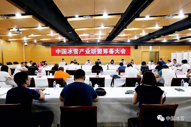 推动冰雪产业升级 搭建产业供需对接平台——中国冰雪产业联盟筹备大会在京召开