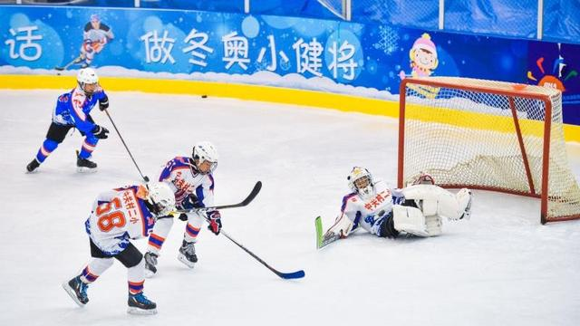 中国冰协推出青少年U系列赛