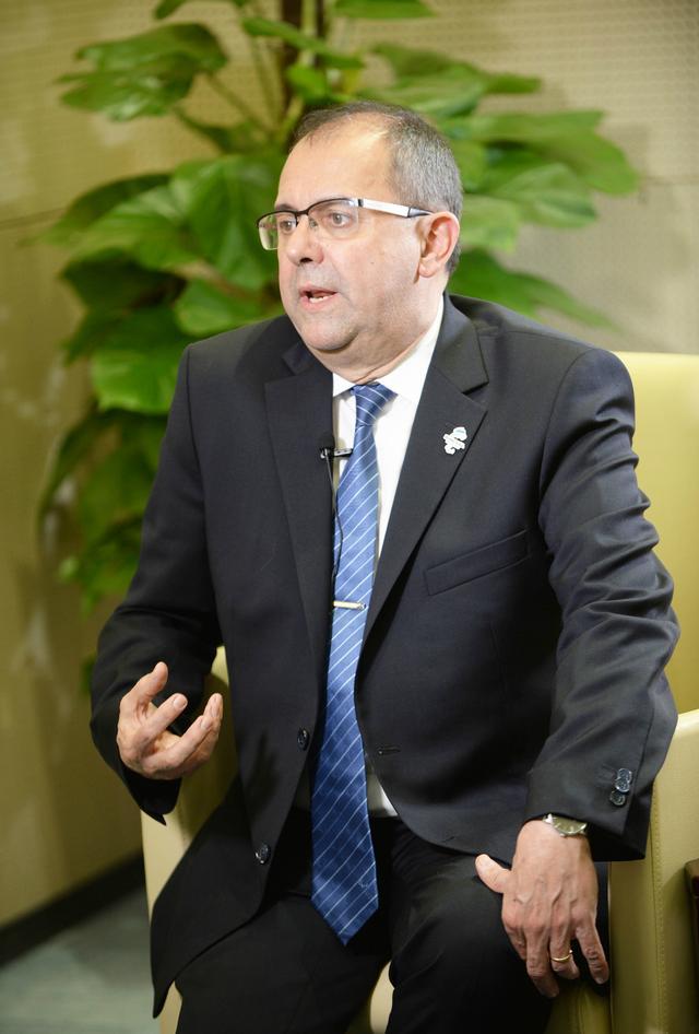 国际残奥委会首席执行官冈萨雷斯:北京冬残奥会筹办工作很有成效