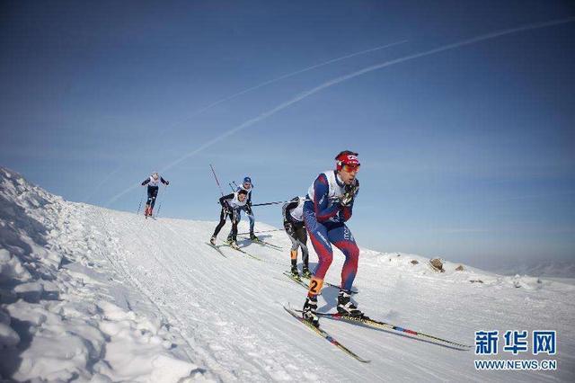 瞄准冬奥会 备战新赛季 越野滑雪 与时间赛跑