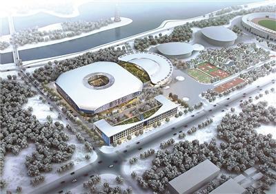 北京市冰上训练综合馆明年竣工