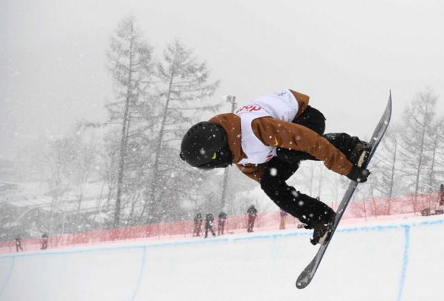 中国单板滑雪在平昌冬奥会力争突破