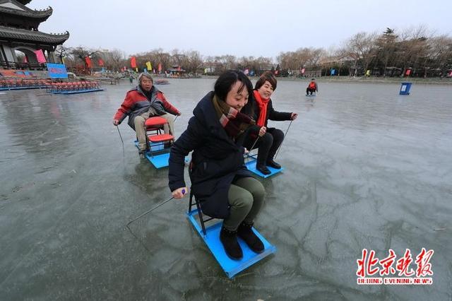 北京今冬冰雪活动面积将达历年之最