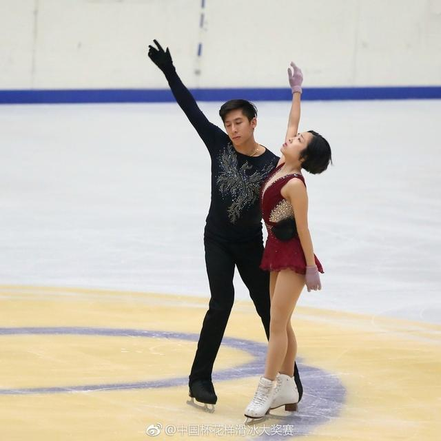2017年中国杯世界花样滑冰大奖赛3日揭幕 中国花滑一线阵容出战