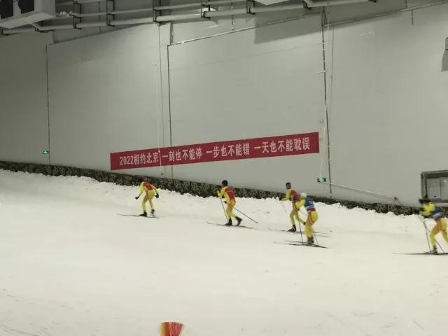 135天实打实训练 越野滑雪跨项成果初显