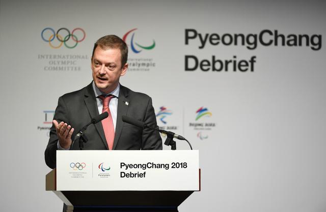 蔡奇会见国际残奥委会主席帕森斯