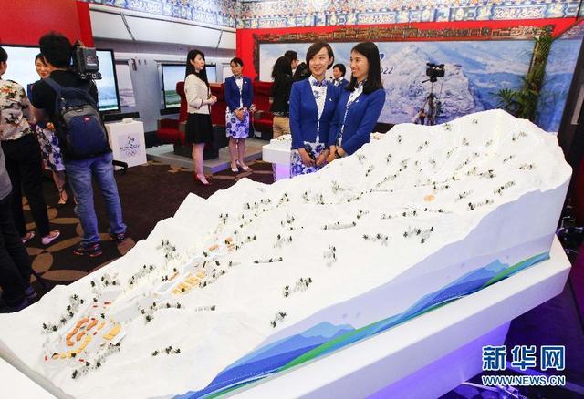 从洛桑感受北京冰雪魅力—北京申冬奥展示侧记