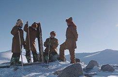 古老冰雪文化——探访阿勒泰