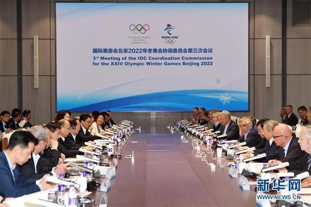 赞叹效率、祈福天气、关注可持续发展——专访国际奥委会北京冬奥会协调委员会成员涅米宁