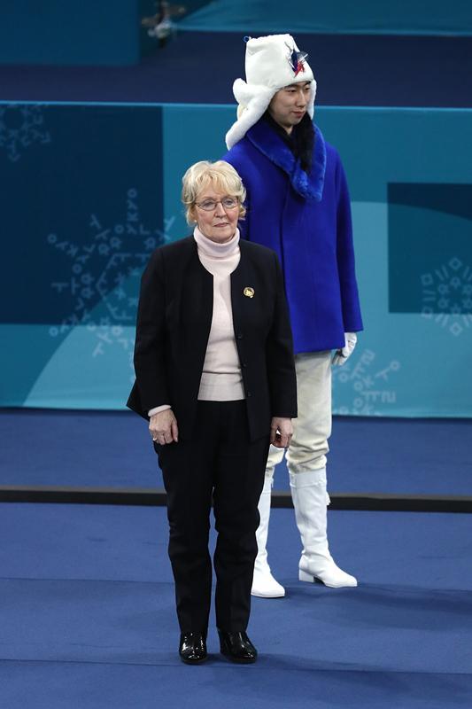 世界冰壶联合会主席:北京的筹办工作实在太好了