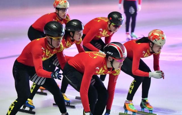 中国短道速滑队世界杯总结经验继续前行