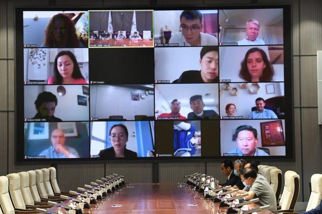 北京冬奥组委举办第二次国家(地区)残奥委会开放日活动