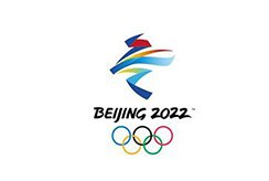 Emblem of Olympic Winter Games Beijing 2022