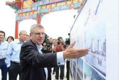 IOC President Praises Beijing 2022