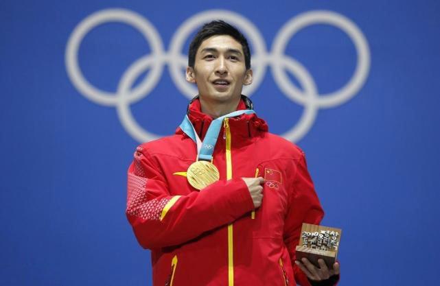 中国首金!武大靖赢得短道速滑500米金牌