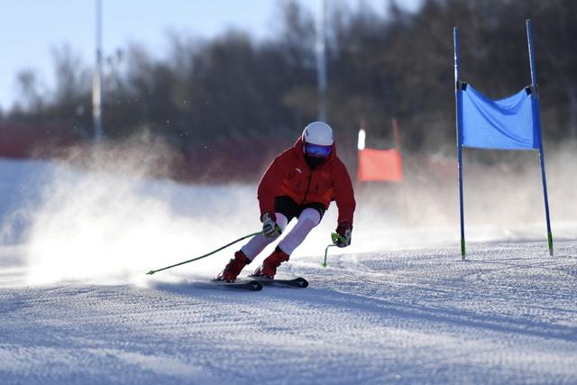 Hurtling toward Olympic glory