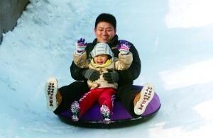 第四届北京市民快乐冰雪季即将开幕