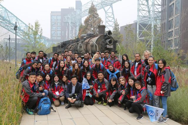北京2022迎来35国青年 冬奥搭建友谊之桥