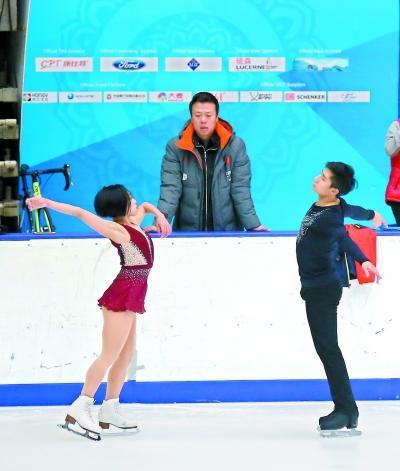 十九大代表赵宏博率全新花滑队伍备战冬奥会