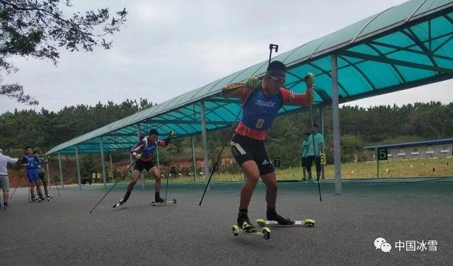 滑雪+射击=冬季两项 探秘冬季两项国家集训队