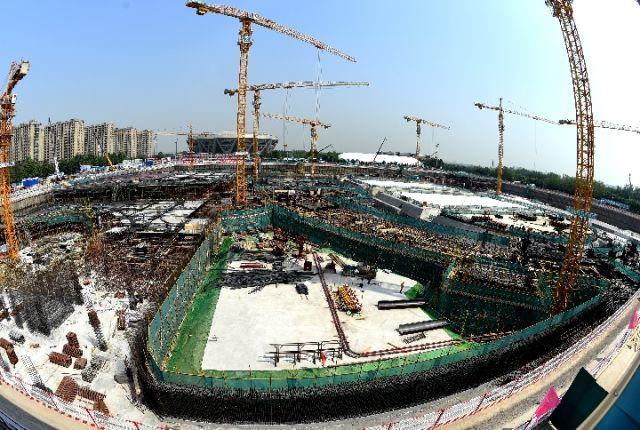 北京冬奥组委召开场馆化工作动员部署会