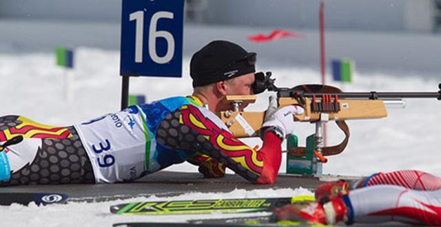 冬残奥会项目-冬季两项