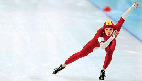 Anneau national de patinage de vitesse - patinage de vitesse