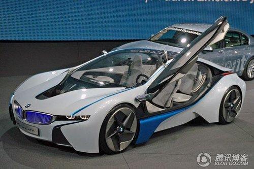 国外混合动力汽车北京车展亮相猜想