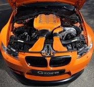 G-Power改装橙色宝马M3 GTS